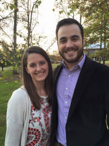 Caleb and Brooke Hughes Caleb and Brooke Hughes married in August, 2012 and live in Millport Al. where Caleb is the Senior Pastor at Springhill Baptist Church. They have a little girl name Shiloh and one on the way.  Caleb and Brooke are amazing at building relationships with people and leading them into a deeper relationship with Jesus.