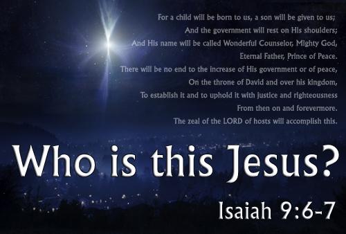 December 3 2015 Isaiah 9 6 7 Page Hughes